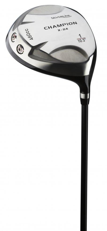 silverline titanov driver champion x 24 golf golfov. Black Bedroom Furniture Sets. Home Design Ideas